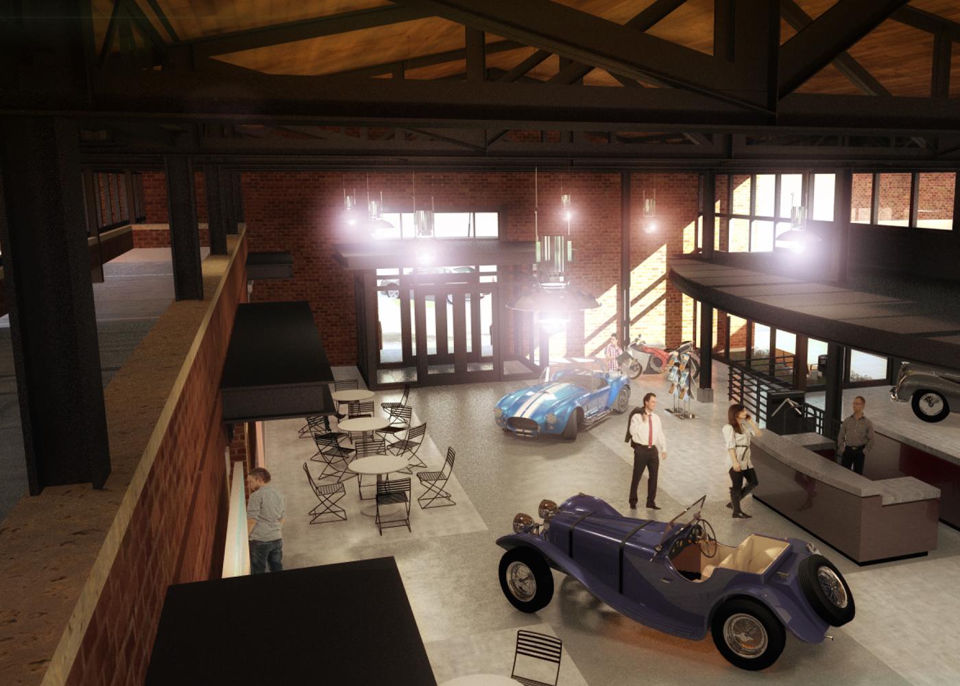 American Classics Auto Museum