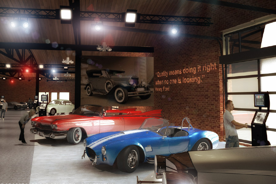 American Classics Auto Museum in Salina, KS