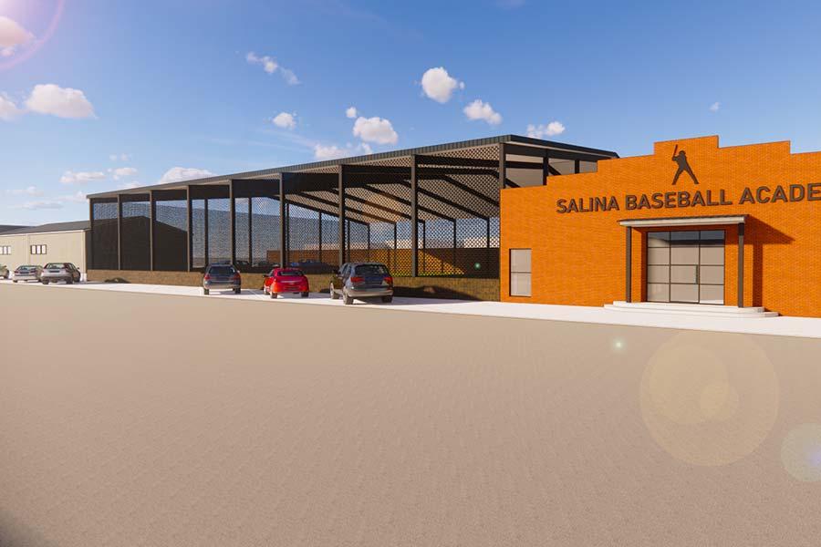 The Baseball Academy in Salina, Kansas