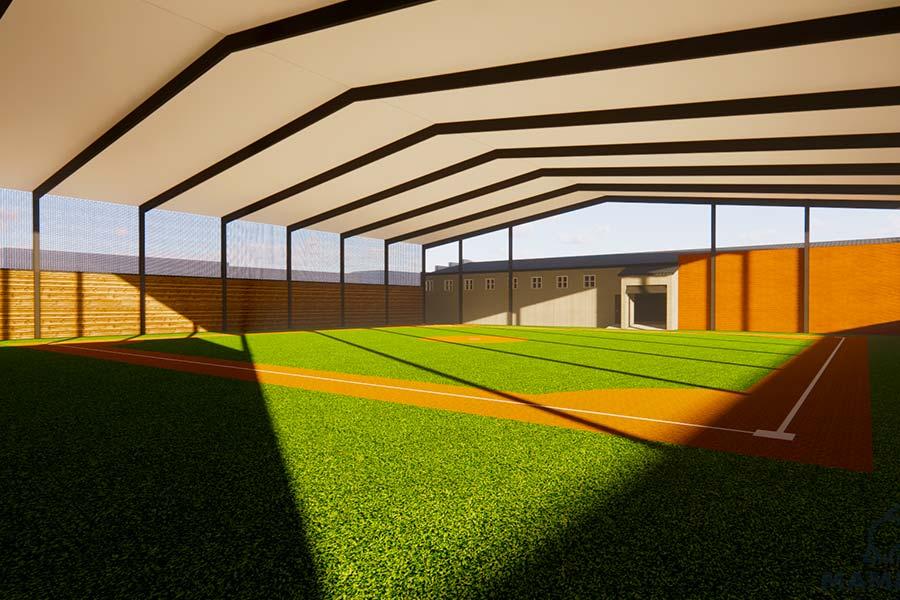 The Baseball Academy in Salina, KS