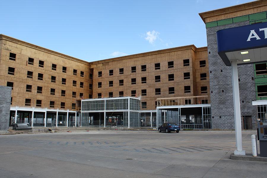North Elevation - Homewood Suites by Hilton in Salina, Kansas