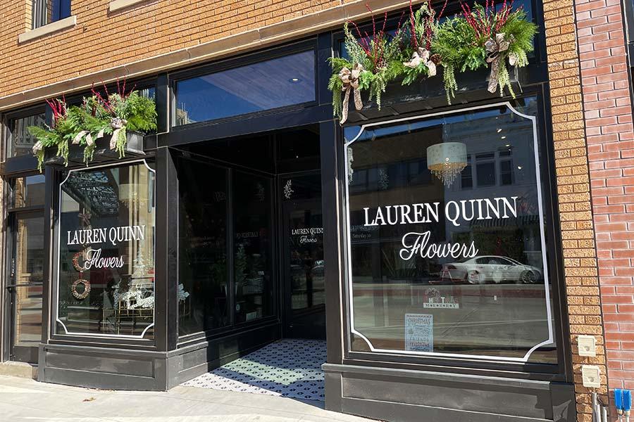 Lauren Quinn Flowers in Salina, KS
