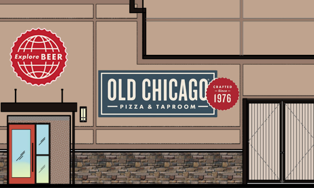Old Chicago Pizza & Taproom - Salina, KS