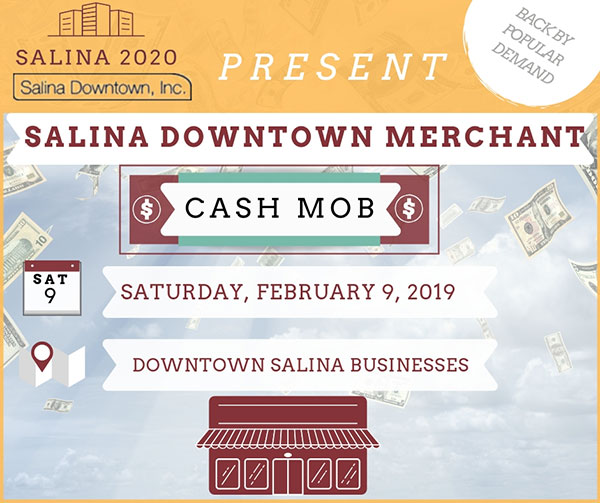 Salina Cash Mob