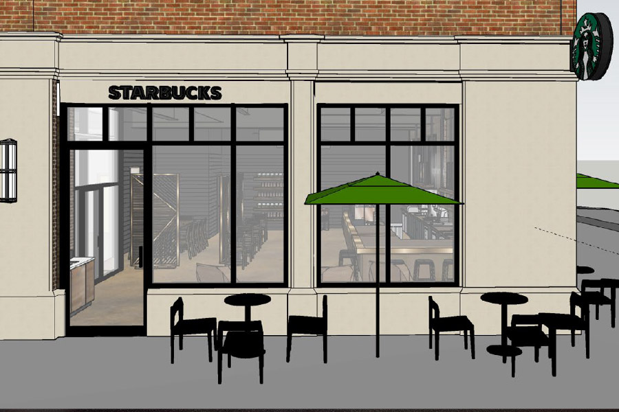 Starbucks - Salina, Kansas downtown