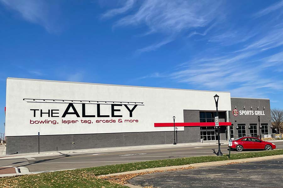 The Alley - Salina, Kansas